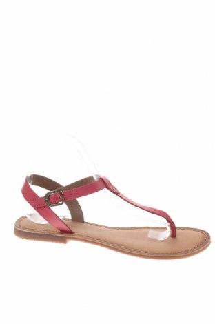 Σανδάλια Gioseppo, Μέγεθος 40, Χρώμα Ρόζ , Γνήσιο δέρμα, Τιμή 22,95€