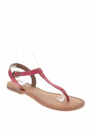 Σανδάλια Gioseppo, Μέγεθος 40, Χρώμα Ρόζ , Γνήσιο δέρμα, Τιμή 25,11€