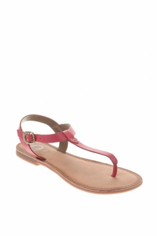 Σανδάλια Gioseppo, Μέγεθος 36, Χρώμα Ρόζ , Γνήσιο δέρμα, Τιμή 25,11€