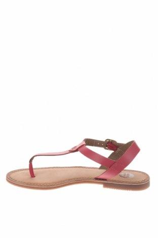 Σανδάλια Gioseppo, Μέγεθος 36, Χρώμα Ρόζ , Γνήσιο δέρμα, Τιμή 22,95€