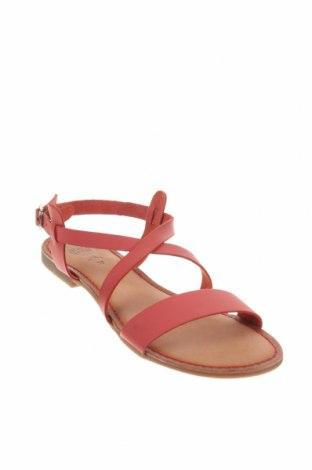Σανδάλια Gioseppo, Μέγεθος 37, Χρώμα Ρόζ , Γνήσιο δέρμα, Τιμή 23,82€