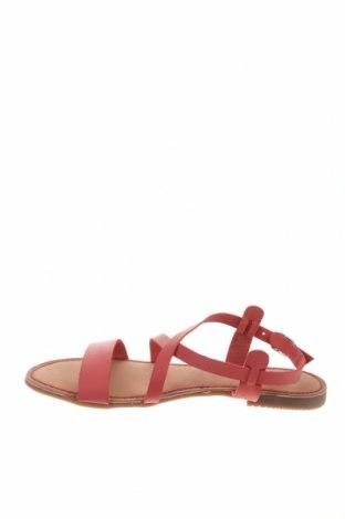Сандали Gioseppo, Размер 40, Цвят Розов, Естествена кожа, Цена 36,12лв.