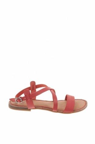 Сандали Gioseppo, Размер 38, Цвят Розов, Естествена кожа, Цена 36,12лв.