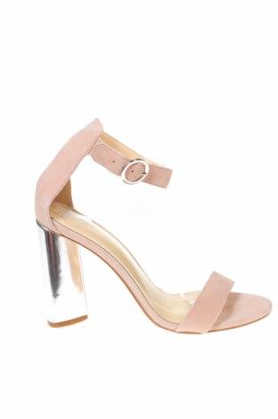 Sandály MPS, Velikost 41, Barva Růžová, Přírodní velur , Cena  632,00Kč