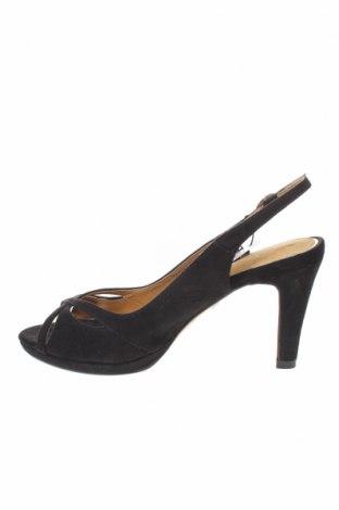 Σανδάλια Maria Mare, Μέγεθος 38, Χρώμα Μαύρο, Κλωστοϋφαντουργικά προϊόντα, Τιμή 19,56€