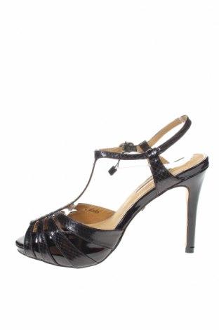 Σανδάλια Maria Mare, Μέγεθος 38, Χρώμα Μαύρο, Δερματίνη, Τιμή 18,25€