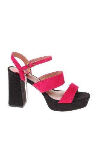 Σανδάλια Maria Mare, Μέγεθος 37, Χρώμα Ρόζ , Κλωστοϋφαντουργικά προϊόντα, Τιμή 27,74€