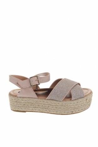 Sandály Mtng, Velikost 39, Barva Růžová, Textile , Cena  486,00Kč