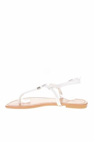 Σανδάλια New Look, Μέγεθος 39, Χρώμα Λευκό, Δερματίνη, Τιμή 14,65€