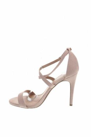 Σανδάλια New Look, Μέγεθος 39, Χρώμα Ρόζ , Κλωστοϋφαντουργικά προϊόντα, Τιμή 16,73€
