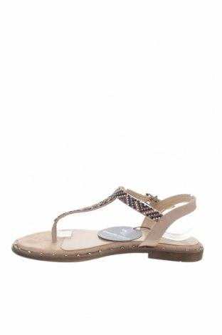 Σανδάλια Nicewalk, Μέγεθος 40, Χρώμα  Μπέζ, Δερματίνη, Τιμή 12,63€