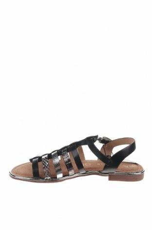 Σανδάλια Nicewalk, Μέγεθος 37, Χρώμα Μαύρο, Δερματίνη, Τιμή 13,39€