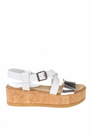 Σανδάλια Porronet, Μέγεθος 39, Χρώμα Λευκό, Γνήσιο δέρμα, δερματίνη, Τιμή 20,65€