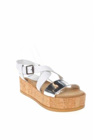 Σανδάλια Porronet, Μέγεθος 39, Χρώμα Λευκό, Γνήσιο δέρμα, δερματίνη, Τιμή 24,32€