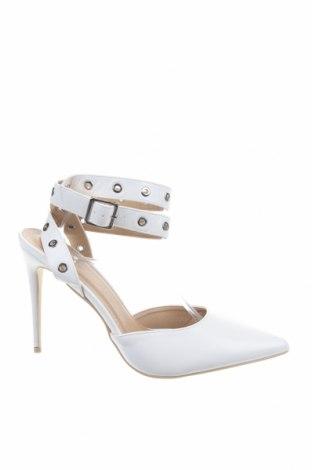 Дамски обувки Raid, Размер 41, Цвят Бял, Еко кожа, Цена 43,61лв.