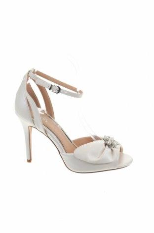 Sandály Wallis, Velikost 39, Barva Bílá, Eko kůže, Cena  550,00Kč