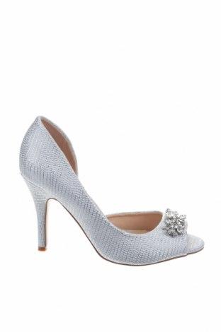 Дамски обувки Wallis, Размер 38, Цвят Сив, Еко кожа, Цена 33,81лв.