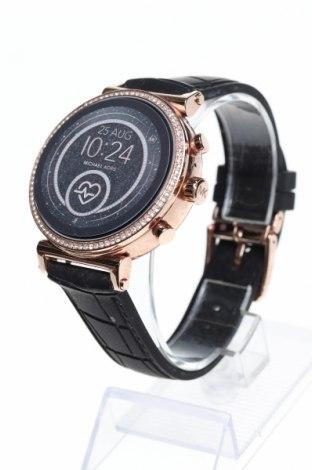 Smart ρολόι Michael Kors, Χρώμα Μαύρο, Μέταλλο, σιλικόνη, Τιμή 181,00€