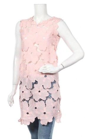Tunika  Chicwish, Velikost XS, Barva Růžová, Cena  302,00Kč