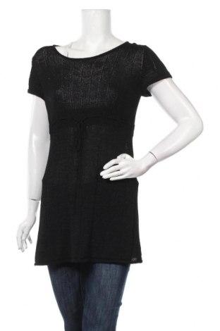 Дамски пуловер Micha, Размер M, Цвят Черен, Цена 22,68лв.