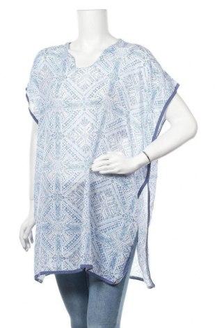 Туника Seasons, Размер M, Цвят Бял, 80% полиестер, 20% памук, Цена 4,63лв.