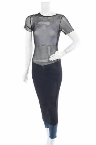 Τουνίκ Top Fashion, Μέγεθος S, Χρώμα Μαύρο, Τιμή 10,10€