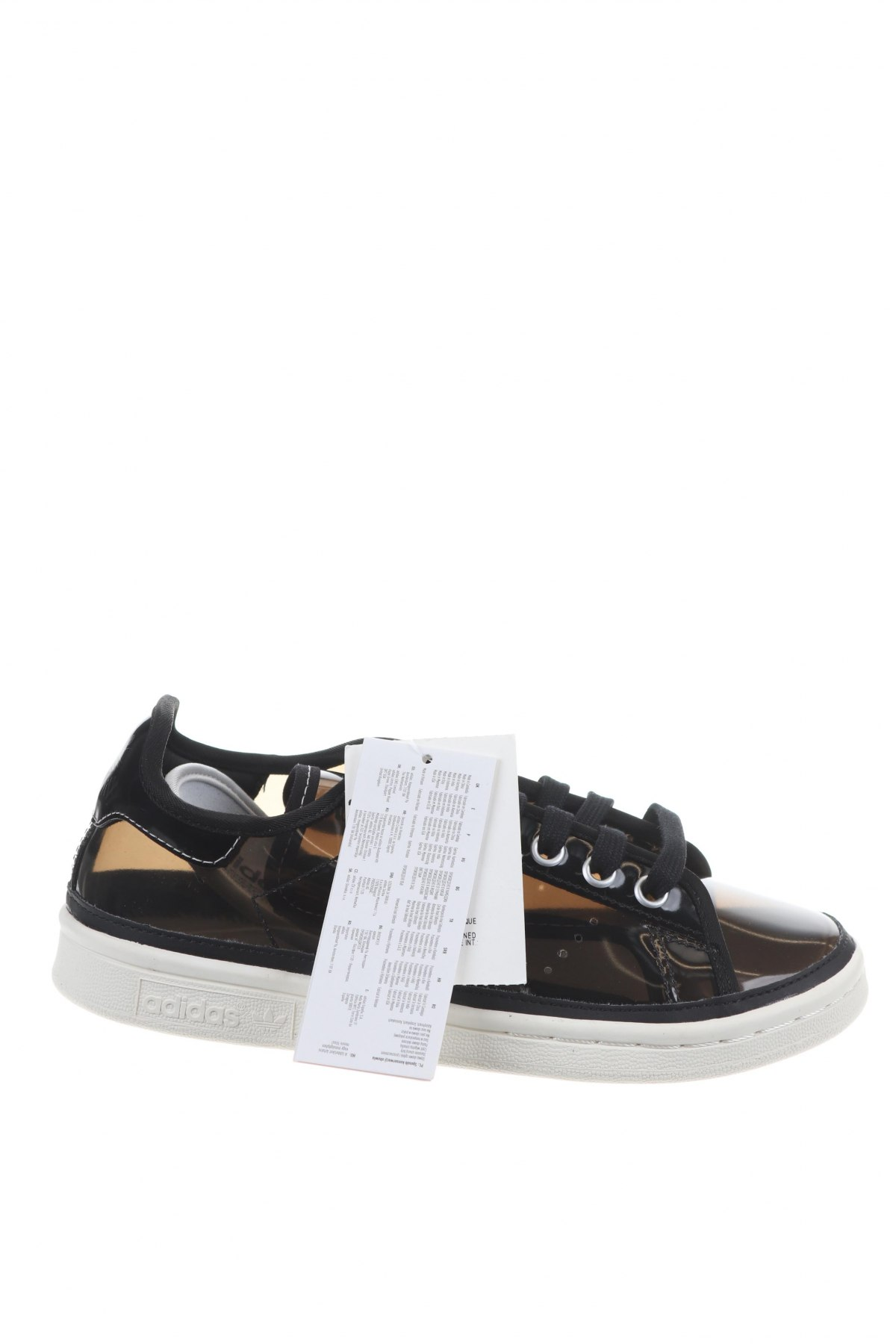 Γυναικεία παπούτσια Adidas Originals, Μέγεθος 36, Χρώμα Μαύρο, Πολυουρεθάνης, δερματίνη, Τιμή 24,39€