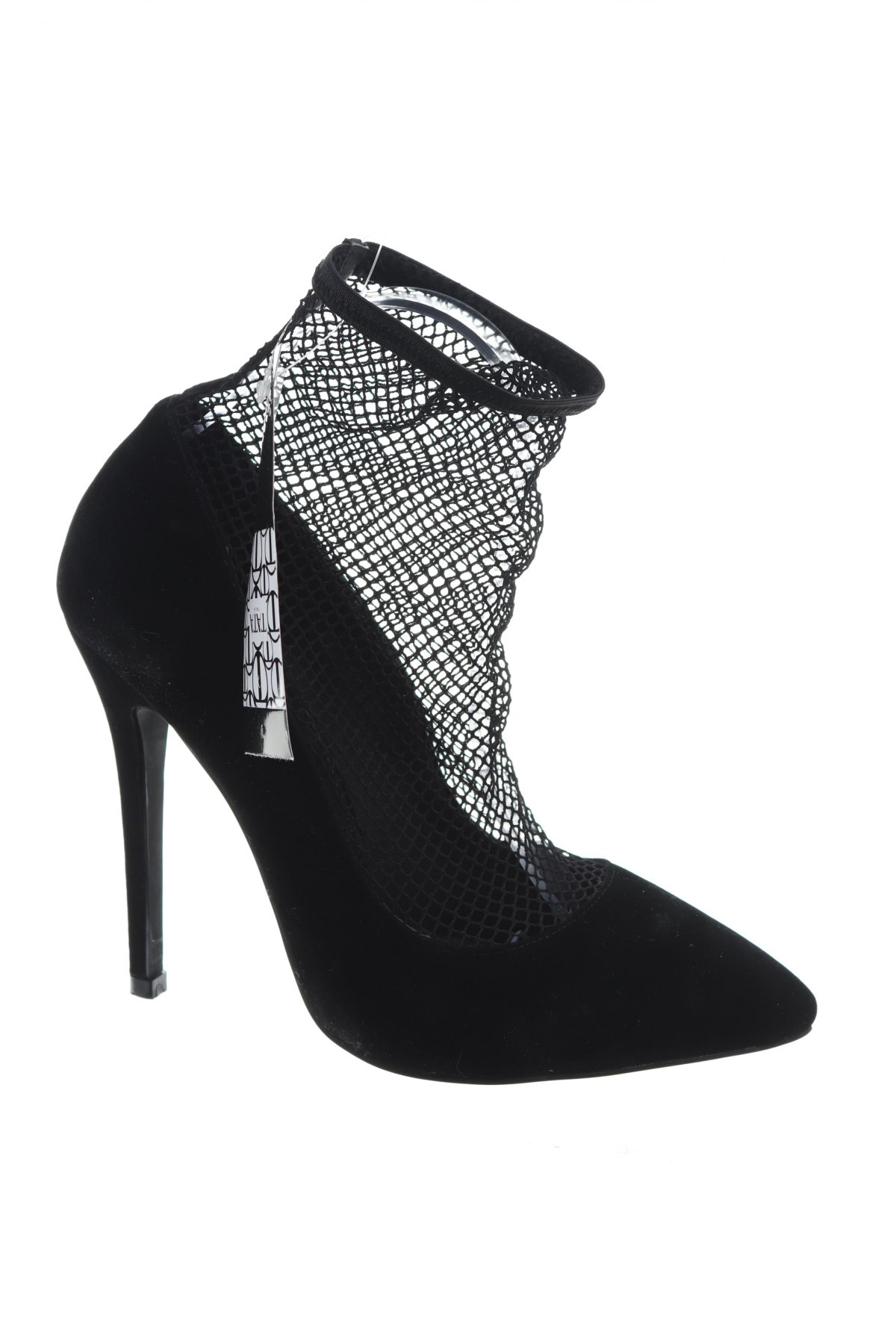 Γυναικεία παπούτσια Tata, Μέγεθος 39, Χρώμα Μαύρο, Κλωστοϋφαντουργικά προϊόντα, Τιμή 34,41€