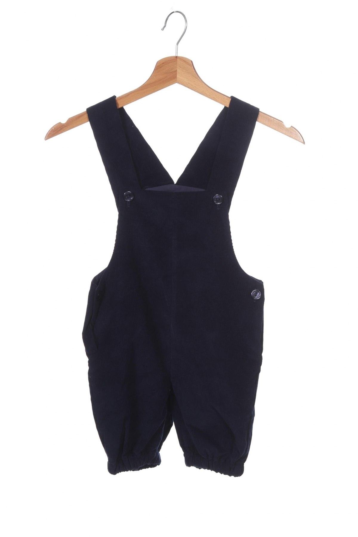 Dětská kombinéza  Lola Palacios, Velikost 3-4y/ 104-110 cm, Barva Modrá, Bavlna, Cena  533,00Kč