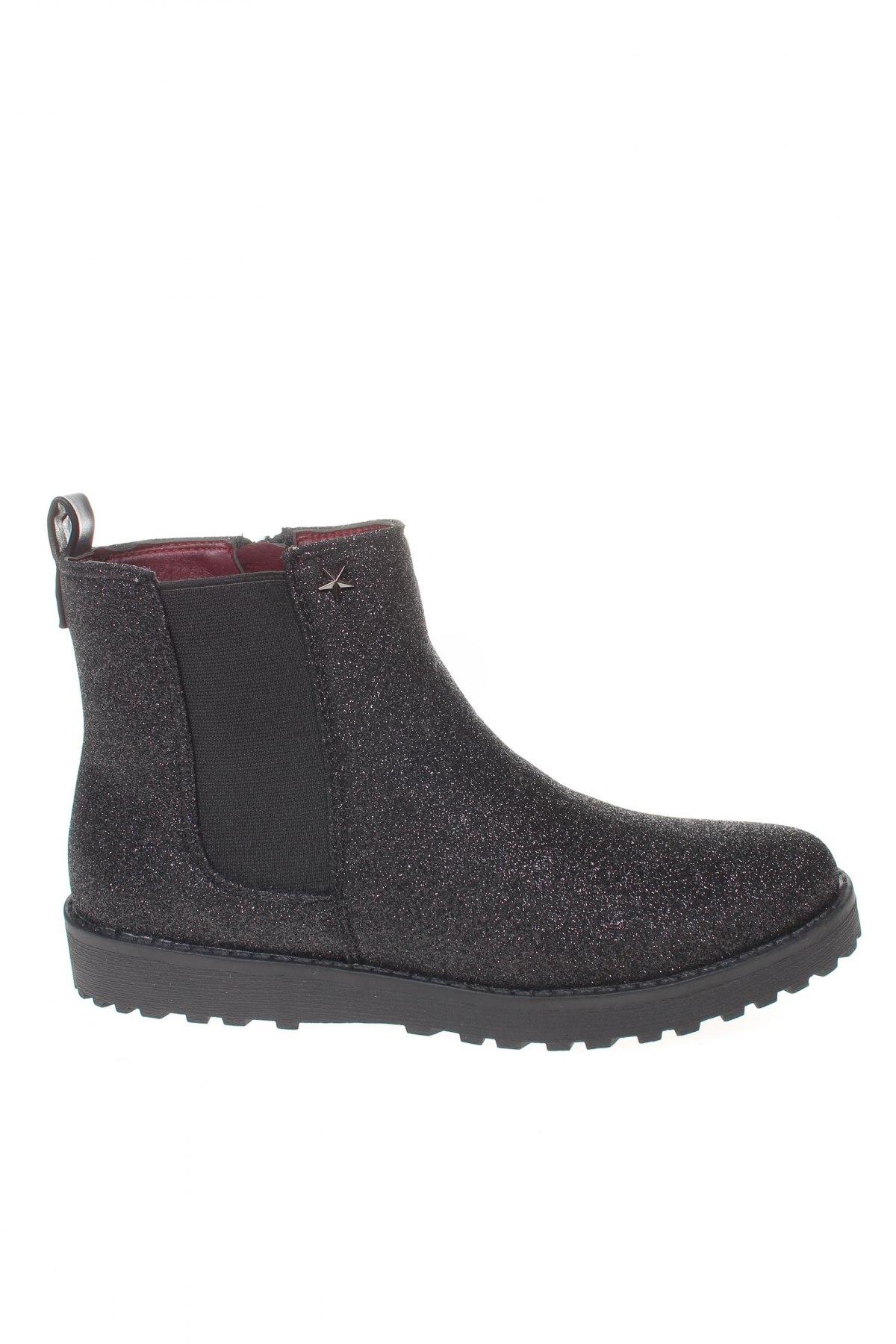 Παιδικά παπούτσια Gioseppo, Μέγεθος 34, Χρώμα Μαύρο, Δερματίνη, Τιμή 12,85€
