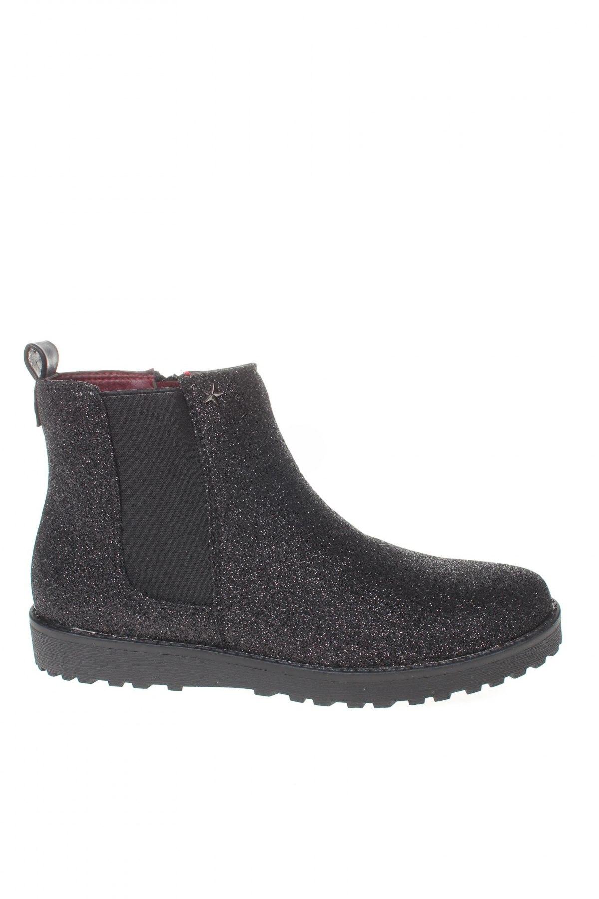 Παιδικά παπούτσια Gioseppo, Μέγεθος 35, Χρώμα Μαύρο, Δερματίνη, Τιμή 12,85€
