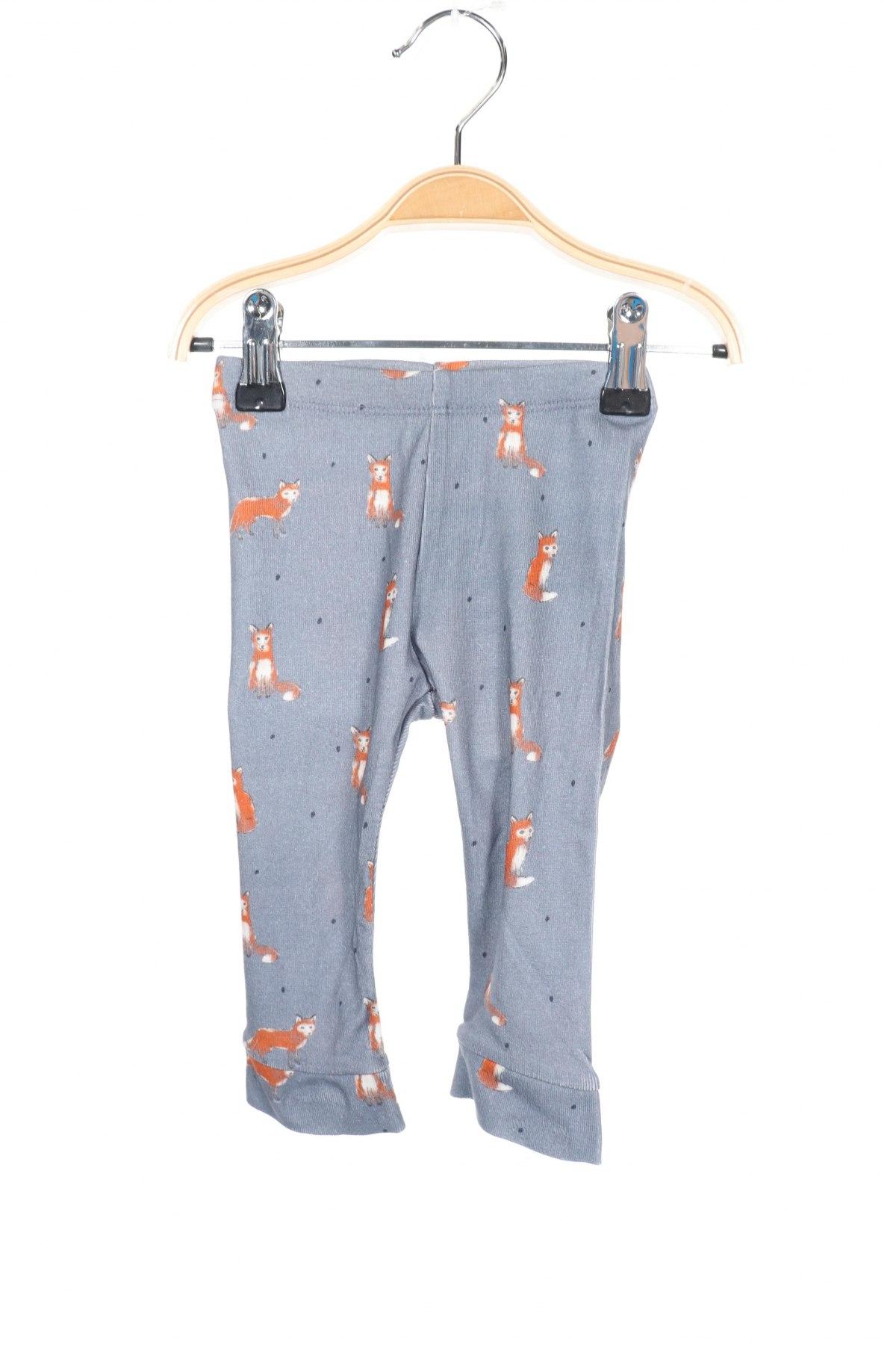 Παιδικό παντελόνι Name It, Μέγεθος 3-6m/ 62-68 εκ., Χρώμα Μπλέ, 50% βαμβάκι, 50% μοντάλ, Τιμή 5,03€