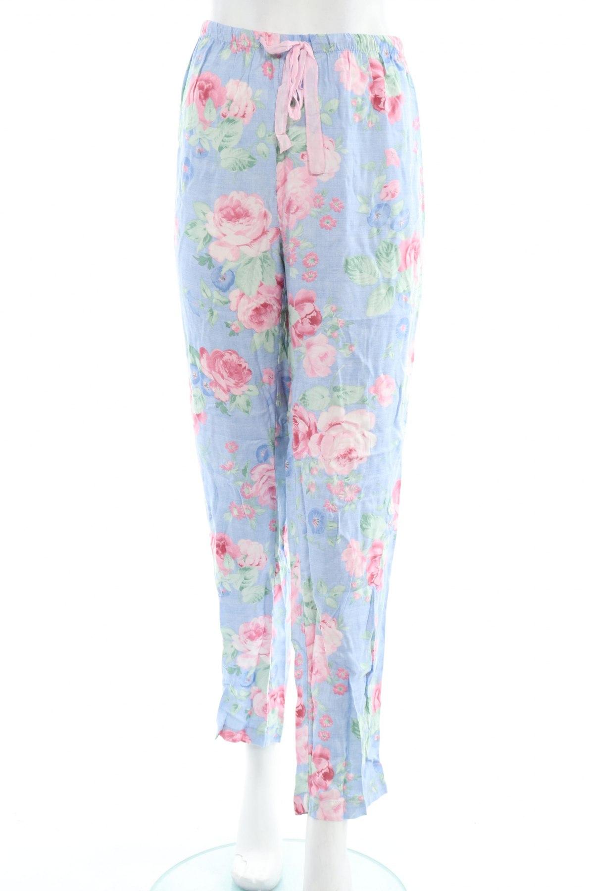 Пижама Oysho, Размер XL, Цвят Многоцветен, Вискоза, Цена 29,25лв.