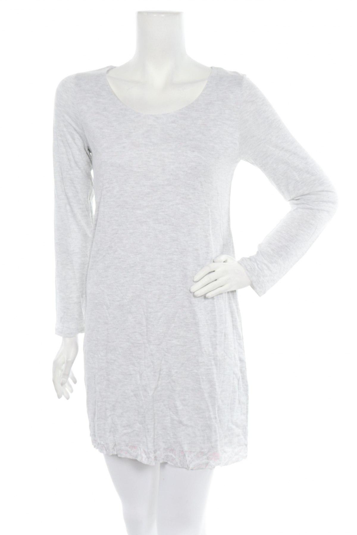 Пижама Oysho, Размер S, Цвят Сив, Вискоза, Цена 11,70лв.
