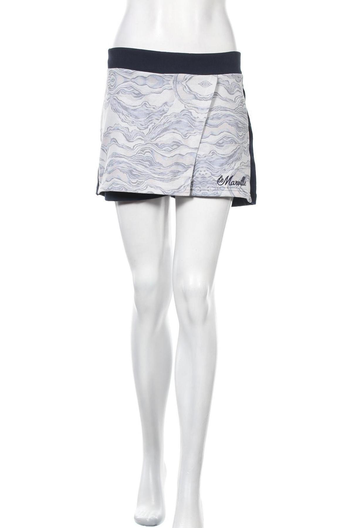 Пола - панталон Marville, Размер S, Цвят Син, 50% памук, 50% полиестер, Цена 59,25лв.