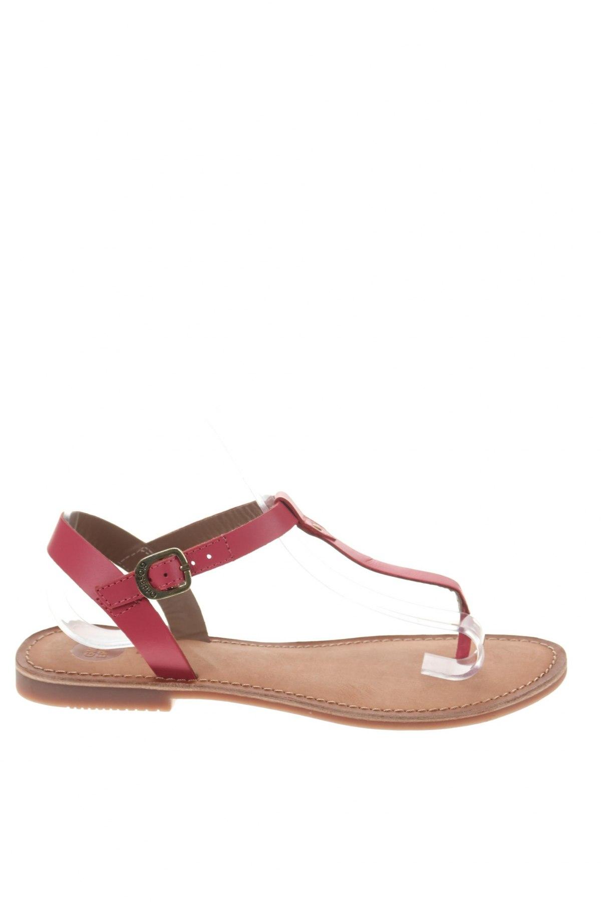 Σανδάλια Gioseppo, Μέγεθος 39, Χρώμα Ρόζ , Γνήσιο δέρμα, Τιμή 22,95€