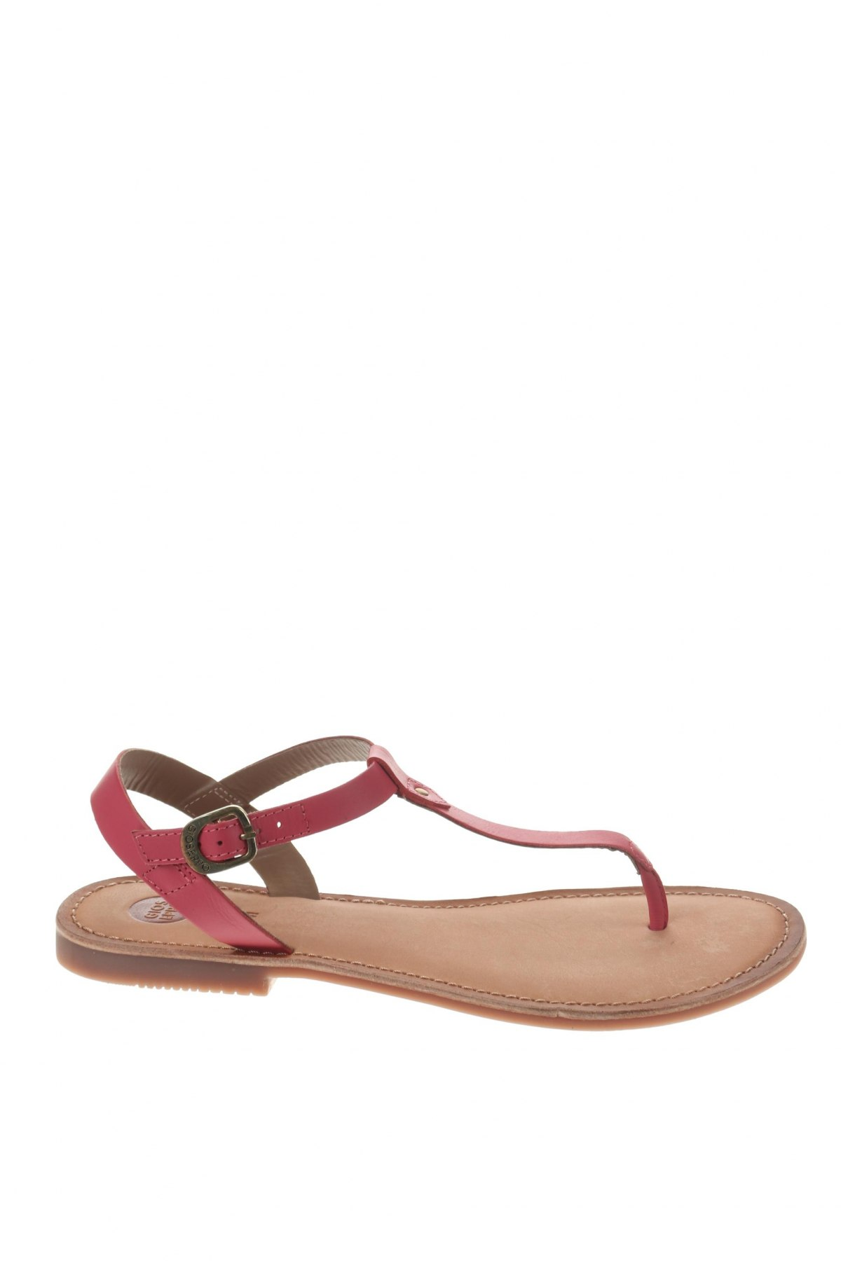 Σανδάλια Gioseppo, Μέγεθος 41, Χρώμα Ρόζ , Γνήσιο δέρμα, Τιμή 25,11€