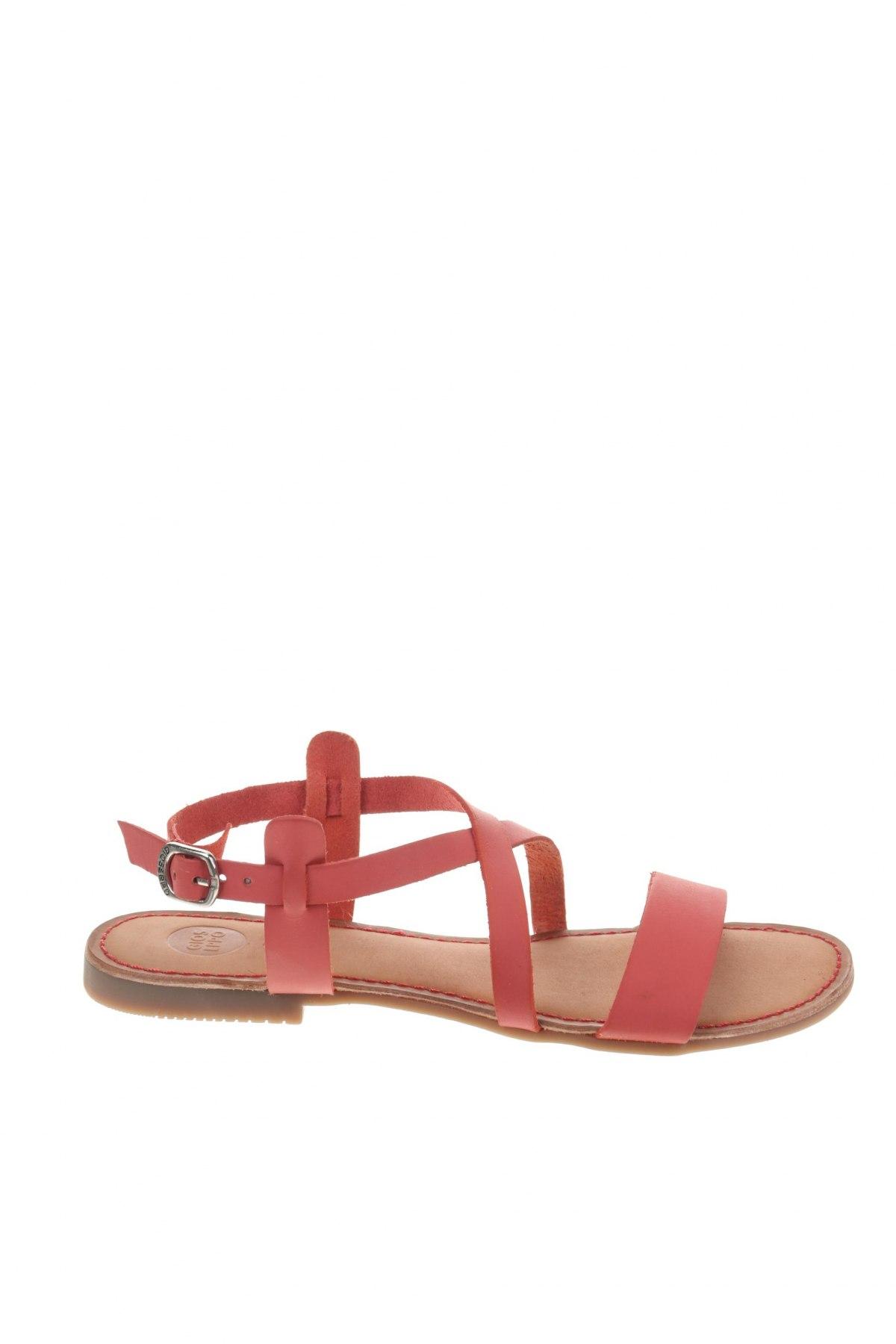 Сандали Gioseppo, Размер 37, Цвят Розов, Естествена кожа, Цена 36,12лв.