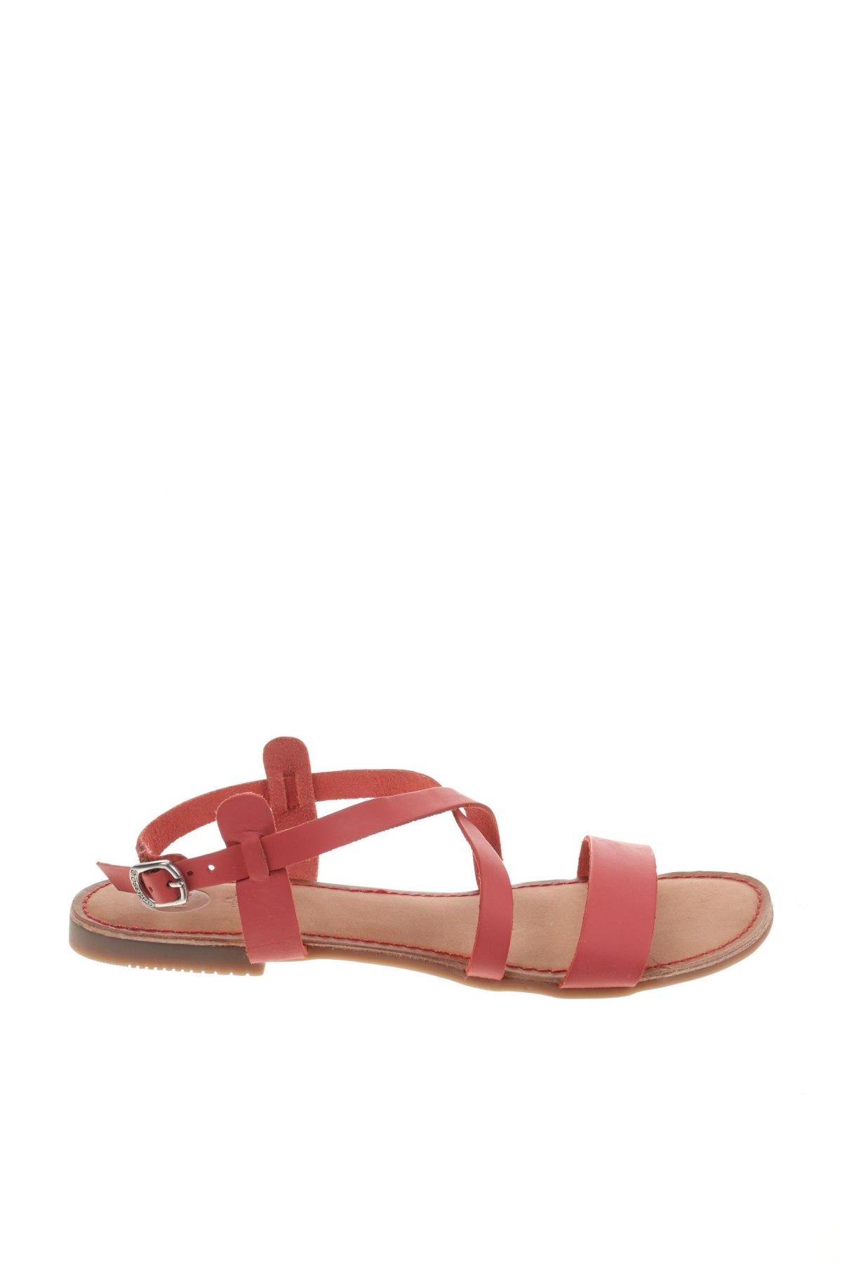 Σανδάλια Gioseppo, Μέγεθος 40, Χρώμα Ρόζ , Γνήσιο δέρμα, Τιμή 23,82€