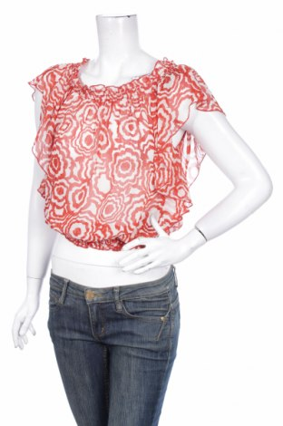 Дамска блуза Democracy, Размер M, Цвят Многоцветен, Полиестер, Цена 4,48лв.