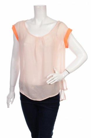 Дамска блуза Pearl, Размер L, Цвят Бежов, 100% полиестер, Цена 3,04лв.