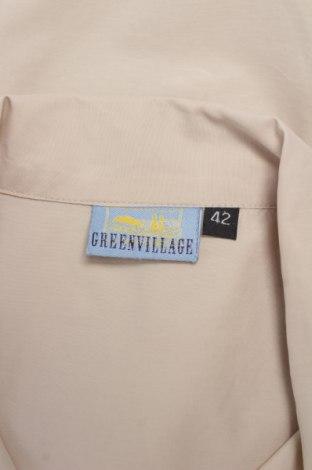 Γυναικείο πουκάμισο Green Village