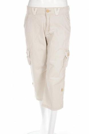 Дамски панталон Lucy, Размер S, Цвят Бежов, 98% памук, 2% еластан, Цена 5,80лв.