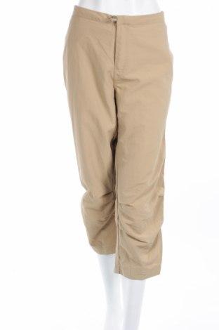 Γυναικείο παντελόνι Protest, Μέγεθος XL, Χρώμα  Μπέζ, Πολυαμίδη, Τιμή 2,63€