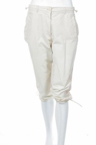 Дамски панталон Woman's Fashion, Размер M, Цвят Екрю, 65% полиестер, 35% памук, Цена 4,50лв.
