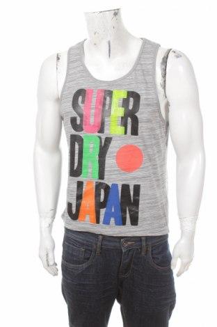 Ανδρική αμάνικη μπλούζα Superdry
