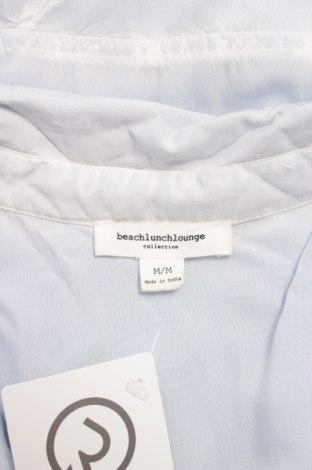Γυναικείο πουκάμισο Beach Lunch Lounge, Μέγεθος M, Χρώμα Μπλέ, 100% βισκόζη, Τιμή 11,13€