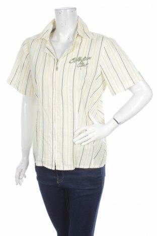 Дамска риза Chris Line, Размер M, Цвят Многоцветен, 60% памук, 40% полиестер, Цена 3,50лв.