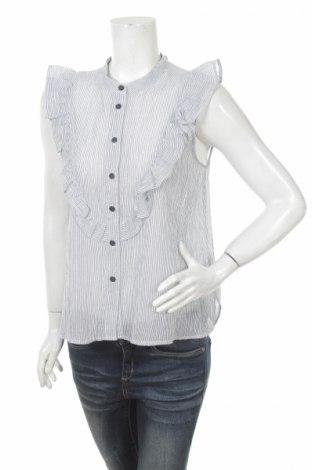 Γυναικείο πουκάμισο Glamorous, Μέγεθος M, Χρώμα Μπλέ, Βαμβάκι, Τιμή 13,19€