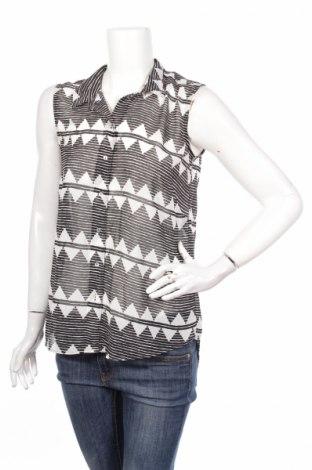 Γυναικείο πουκάμισο H&M, Μέγεθος M, Χρώμα Μαύρο, Τιμή 9,28€